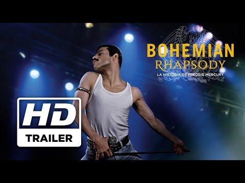 Bohemian Rhapsody, la historia de Freddie Mercury |Trailer 2 Subtitulado| Próximamente