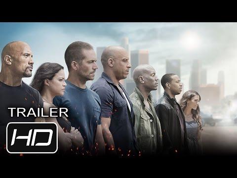 RÁPIDOS Y FURIOSOS 7 - Trailer Oficial - Subtitulado Español - HD