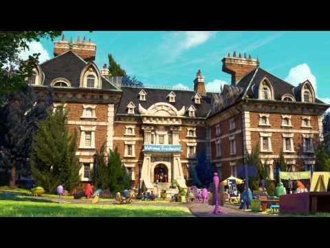 Monsters University: Nuevo Tráiler