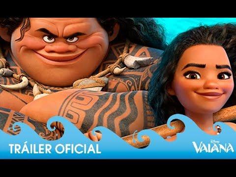 Vaiana - Tráiler oficial en español | Disney Oficial